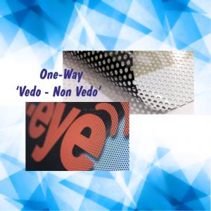 Adesivo One-Way