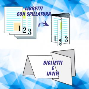 Biglietti Inviti Libretti per Cerimonie